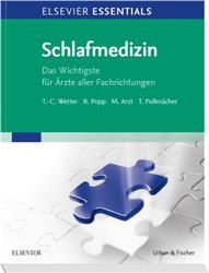 Cover ELSEVIER ESSENTIALS Schlafmedizin