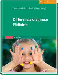 Cover Differenzialdiagnose Pädiatrie