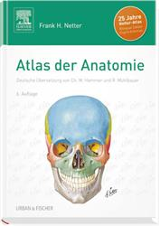 Cover Atlas der Anatomie