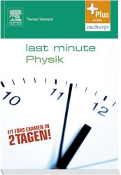 Cover Last Minute Physik