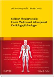 Cover Fallbuch Physiotherapie: