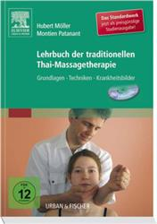 Cover Lehrbuch der traditionellen Thai-Massagetherapie / Mit DVD / Studienausgabe