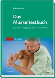 Cover Das Muskeltestbuch