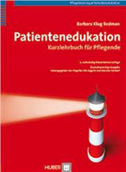 Cover Patientenedukation