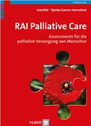 Cover RAI Palliative Care