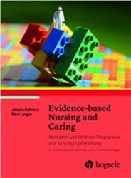 Cover Evidence-based Nursing and Caring