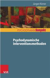 Cover Psychodynamische Interventionsmethoden