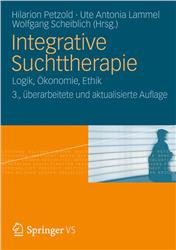 Cover Integrative Suchttherapie.