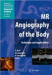 Cover MR Angiography of the Body