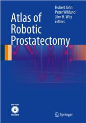 Cover Atlas of Robotic Prostatectomy