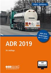 Cover ADR 2019