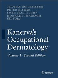 Cover Kanervas Occupational Skin Diseases