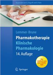 Cover Pharmakotherapie
