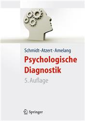 Cover Psychologische Diagnostik und Intervention