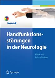 Cover Handfunktionsstörungen in der Neurologie
