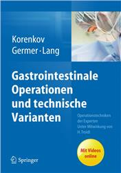 Cover Gastrointestinale Operationen und technische Varianten