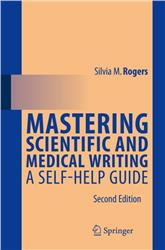 Cover Mastering Scientific And Medical Writing