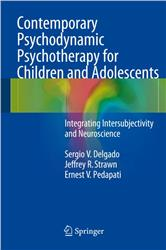 Cover Contemporary Psychodynamic Psychotherapy for Children and Adolescents