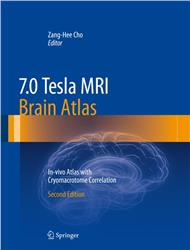 Cover 7.0 Tesla MRI Brain Atlas