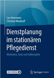 Cover Dienstplanung im stationären Pflegedienst
