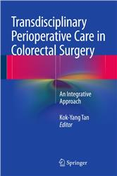 Cover Transdisciplinary Perioperative Care in Colorectal Surgery