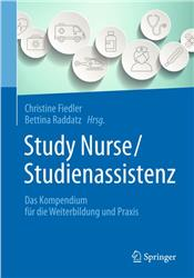 Cover Study Nurse / Studienassistenz