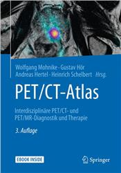 Cover PET/CT-Atlas / mit eBook Inside
