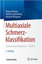 Cover Die Multiaxiale Schmerzklassifikation