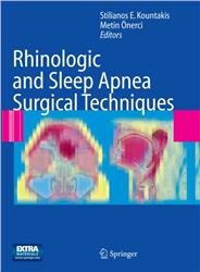 Cover Rhinologic and Sleep Apnea Surgical Techniques