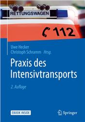Cover Praxis des Intensivtransports