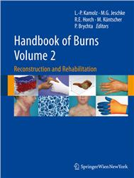 Cover Handbook of Burns - Volume 2