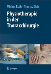 Cover Physiotherapie in der Thoraxchirurgie