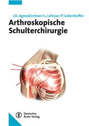 Cover Arthroskopische Schulterchirurgie
