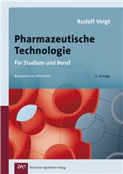 Cover Pharmazeutische Technologie