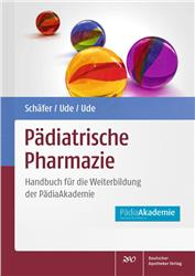 Cover Pädiatrische Pharmazie