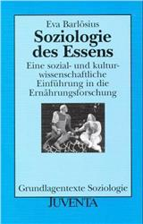 Cover Soziologie des Essens