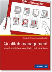 Cover Qualitätsmanagement / nach DIN EN ISO 9001:2015