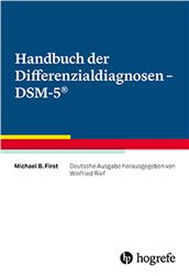 Cover Handbuch der Differenzialdiagnosen - DSM-5®