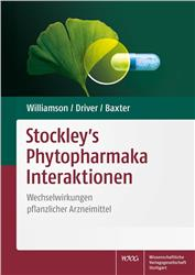 Cover Stockleys Phytopharmaka Interaktionen