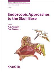 Cover Endoscopic Approaches to the Skull Base
