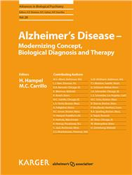 Cover Alzheimers Disease - Modernizing Concept, Biological Diagnosis and Therapy