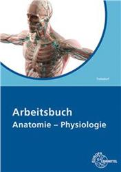 Cover Arbeitsbuch Anatomie - Physiologie