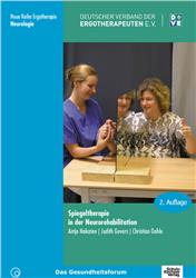 Cover Spiegeltherapie in der Neurorehabilitation