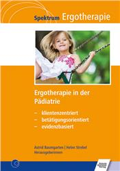 Cover Ergotherapie in der Pädiatrie