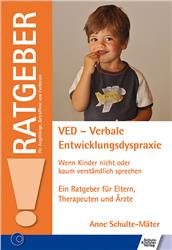 Cover VED - Verbale Entwicklungsdyspraxie