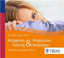 Cover Autogenes Training & Progressive Relaxation / Audio-CD