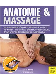 Cover Anatomie & Massage
