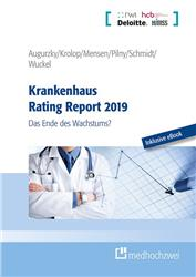 Cover Krankenhaus Rating Report 2019