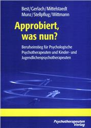 Cover Approbiert, was nun?