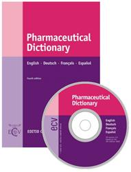 Cover Pharmaceutical Dictionary / mit CD-ROM
